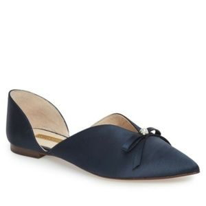 NWT Louise et Cie Cly Pointy Toe Flat 6